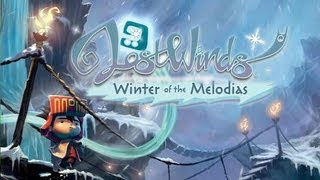 LostWinds 2 Winter of the Melodias Gameplay (iPad 2)