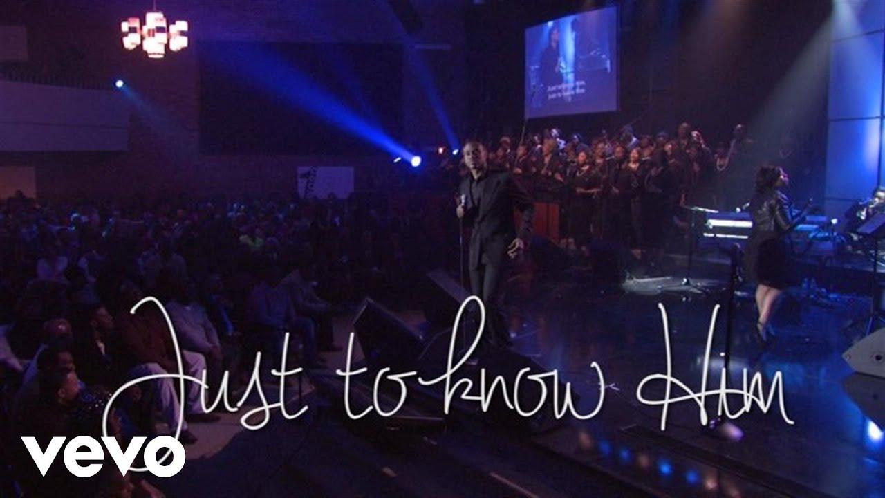 charles-jenkins-fellowship-chicago-just-to-know-him-lyric-video-live-charlesjenkinsvevo