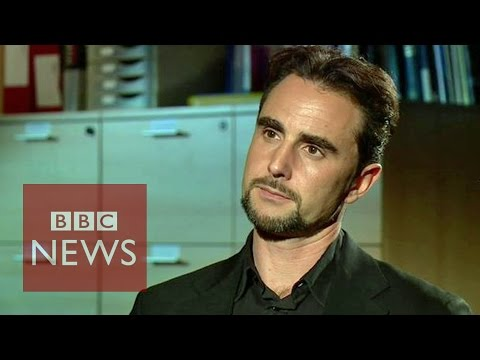 HSBC whistleblower Herve Falciani on tax evasion data