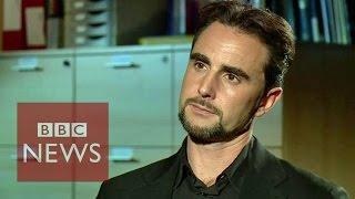 HSBC whistleblower Herve Falciani on tax evasion data