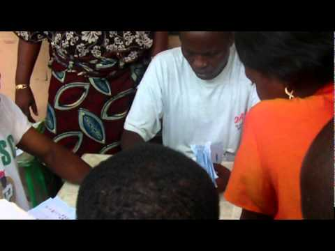 Nigeria 2011 elections: Result Counting