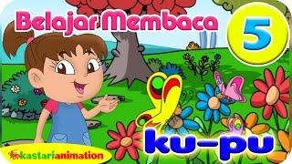 Aku Bisa Membaca bersama Lala 5  HD |  Kastari Animation Official