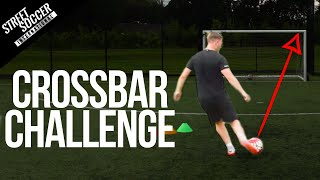 Amazing Crossbar challenge with STR vs Leo + learn how to improve your accuracy