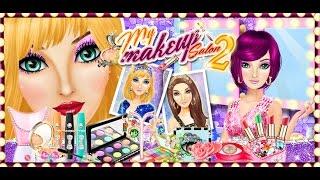 My Makeup Salon 2 Girls Salon Game by Tenlogix Games
