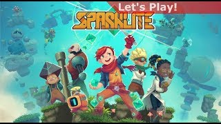 Let's Play: Sparklite [First Hour+]
