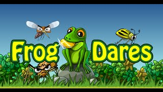 Frog Dares Adventure!! game for Kids and children