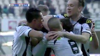 Heracles Almelo - SC Cambuur 3-1 | 13-03-2016 | Samenvatting