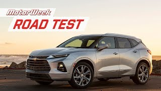 2019 Chevrolet Blazer | MotorWeek Road Test