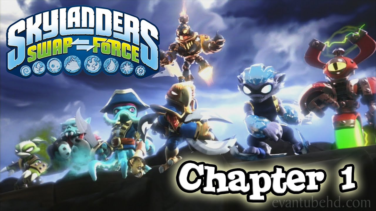 Uncategorized Skylanders Swap Force.com lets play skylanders swap force chapter 1 mount cloudbreak complete level youtube