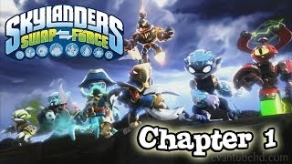 skylanders swap force nightmare mode ending relationship