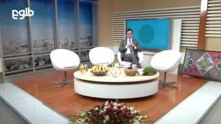 Bamdade Khosh's special show for New Year 1394 / برناهم ویژه بامداد خوش به مناسبت سال جدید 1394