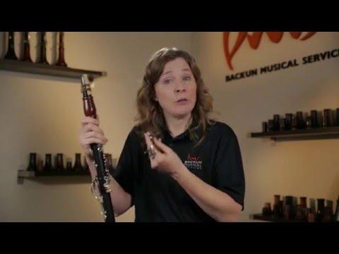 Clarinet Equipment Upgrades: The Ligature | Backun Educator Series