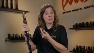 Clarinet Equipment Upgrades: The Ligature   Backun Educator Series
