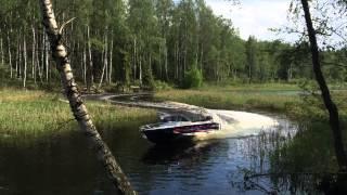 Прогулка по черной речке катер Амур(, 2015-06-04T21:43:26.000Z)