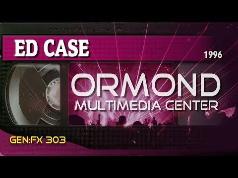 Dj ED CASE - (1996) Ormond Multimedia