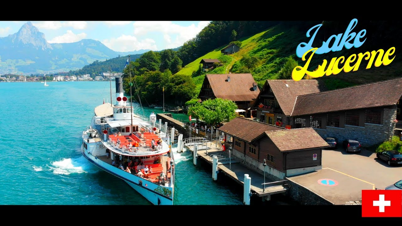 The most beautiful villages in Switzerland:  lakes, mountains, and green rolling hills (Pt. 2)