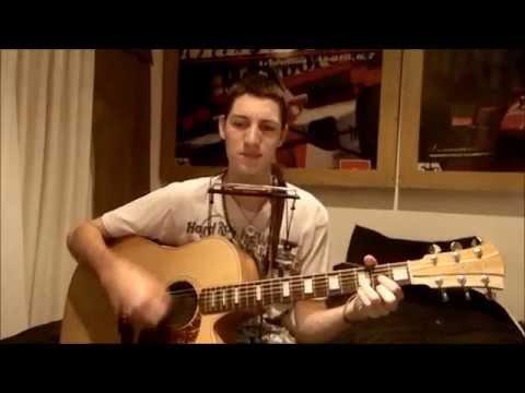 Mirenla Guitarra y armonica  Alex Solio