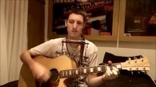 Mirenla (Guitarra y armonica) - Alex Solio