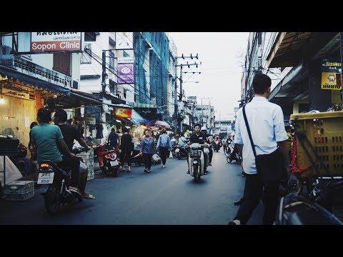BANGKOK NIGHT MARKET — TRAVEL STREET PHOTOGRAPHY