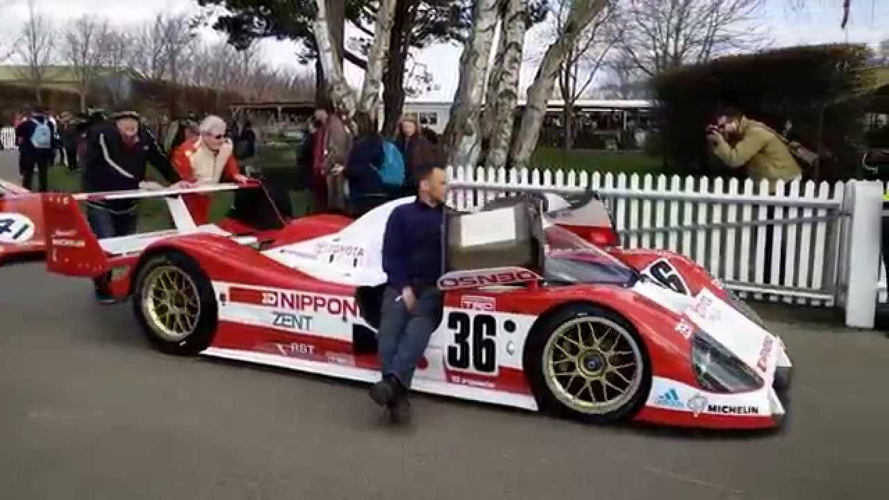 goodwood 73rd members meeting le mans group c youtube. Black Bedroom Furniture Sets. Home Design Ideas