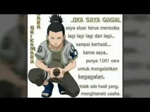 5 Kata Bijak Mutiara Anime Naruto Part 1 Youtube