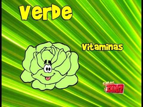 las verduras y frutas