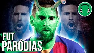 ♫ E SE O MESSI FOR MESMO UM E.T.? | Paródia Whatever It Takes - Imagine Dragons