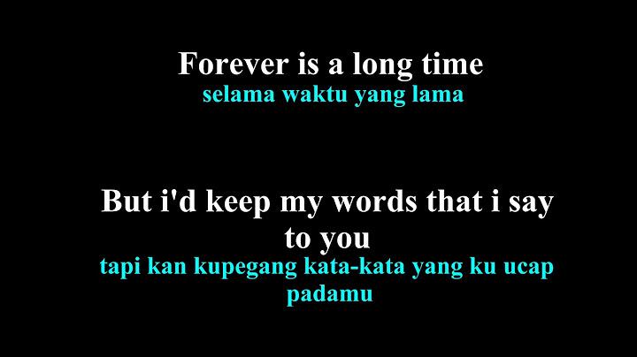 the overtunes   i still love you lirik dan arti bahasa indonesia