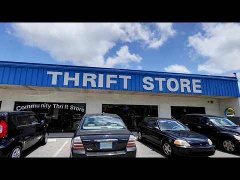 Community Thrift Store | West Palm Beach, FL | Thrift Store