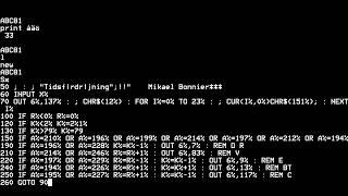 Luxor ABC80 & ABC800 #ABC80at40