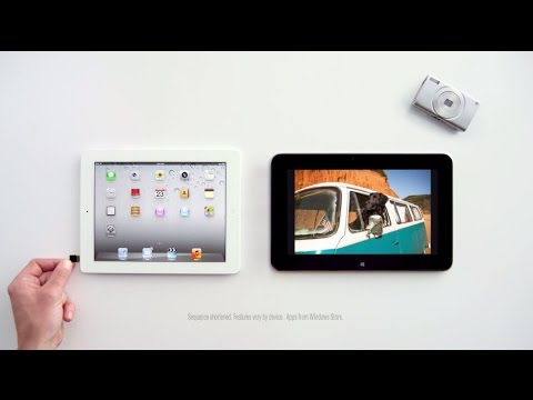 Microsoft Makes Fun Of Apple#3(You Will Hate Apple After Seeing This)
