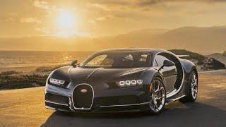 Inside Bugatti's new $3 million car