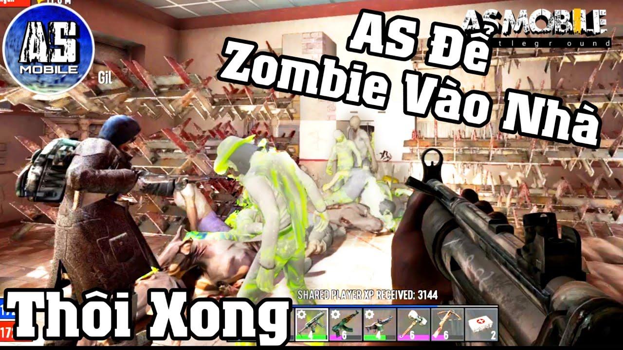 [7 Days to Die] Ngày 35 Tấn Công Áp Đảo Zombie   AS Mobile