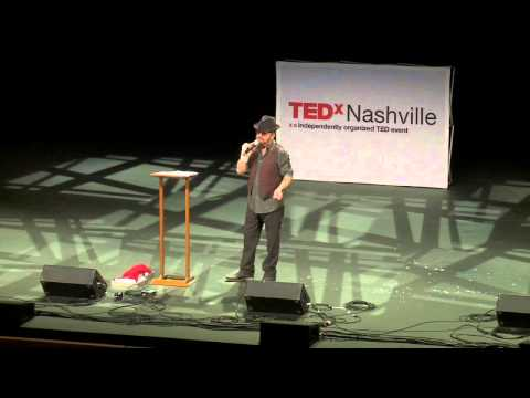 How To Break All The Rules and Rule: Dave Stewart at TEDxNashville