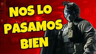 Vídeo Tom Clancy's Rainbow Six Siege