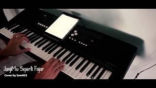 Gambar cover JanjiMu Seperti Fajar -Nikita (Piano Cover by Sem003)
