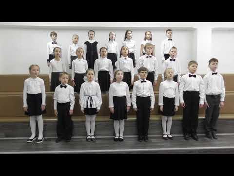 ДШИ 30 Новосибирск Хор младших классов Радуга
