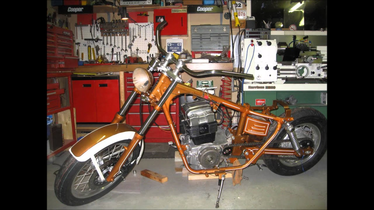 Superior 86u0027 Honda Rebel 450