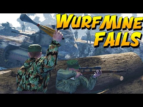 FAIL MONTAGE - WTF, Nerf Football Grenades (Heroes & Generals Funny Moments)