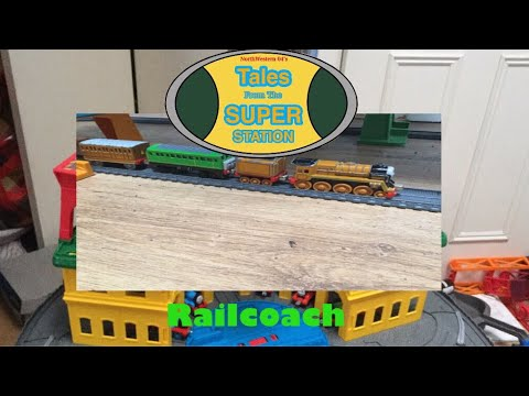 Tales From The Super Station: Railcoach