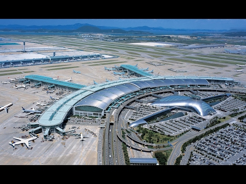 Biggest Airport in the World Ever Built - Full Documentary - New 2017