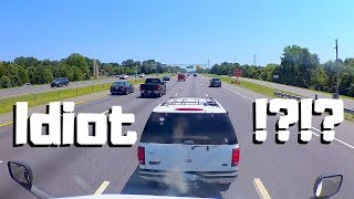 Download Semi Truck VS Insurance SCAM | SLAMS Brakes To Cause Accident | Fraud Scammer | Life On The Road | Mp3 and Videos