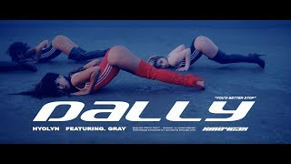 Video [MV]  효린(HYOLYN) - 달리(Dally) (Feat.GRAY) download MP3, 3GP, MP4, WEBM, AVI, FLV Juli 2018