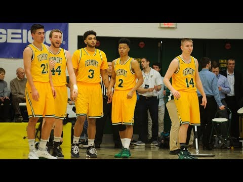 Men's Basketball: America East Championship - (1) Vermont vs. (2) UMBC