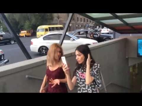 Yerevan, 28.08.16, Su, (на русском),  Подземный переход