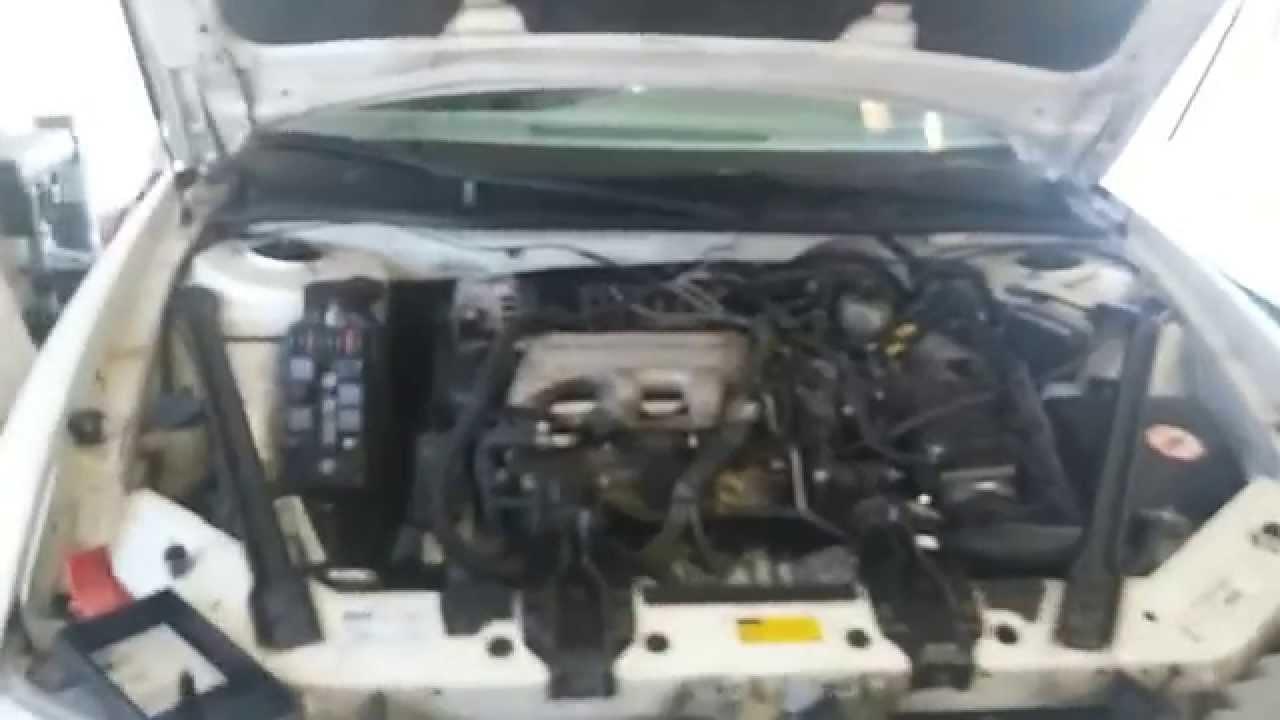 2000 oldsmobile intrigue engine diagram under hood fuse panel box [ 1280 x 720 Pixel ]