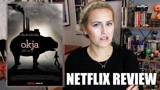 Okja (2017) Netflix Movie Review   Foreign Film Friday