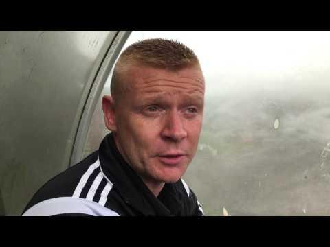 LARGS NEWS ... Thistle interview with Stuart Davidson