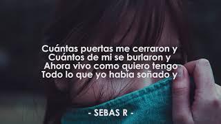 Cheo Gallego, Blessed, Sebas R | Azabache ( LETRA ) YouTube Videos