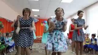 Стиляги. Танцуют мамы! Детский сад №11 г Рузаевка